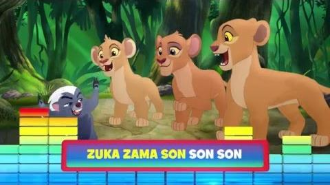 Zuka Zama (European Spanish)