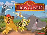 The Lion Guard (app) Title