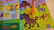 The Lion Guard Magazine Page