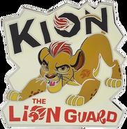 Kion-pin