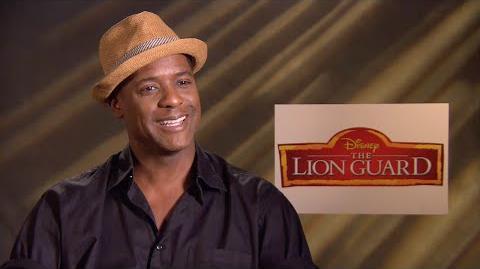 Blair Underwood, Makuu from The Lion Guard