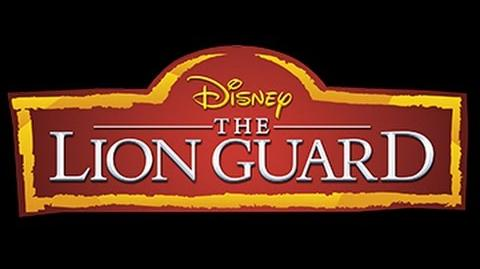 Here Comes the Lion Guard (Korean)