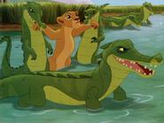 Nalacrocodiles!