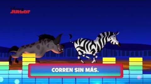 Panic and Run (Spanish)