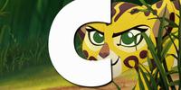 The Lion Guard Alphabet