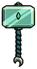 Hammer dragonglass