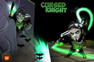 Cursed Knight