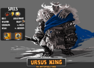 The Ursus King