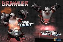 Promo brawler