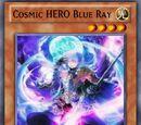 Cosmic HERO Blue Ray
