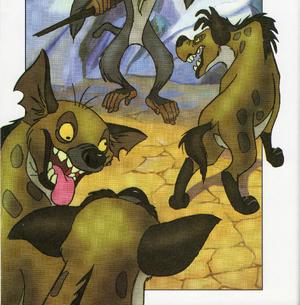 Hyena Hunt