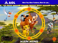 TheLionKing AOL BrowseContent