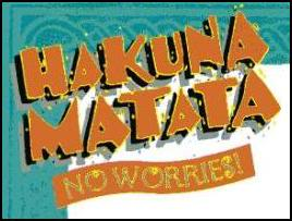 Hakuna Matata Magazine Logo