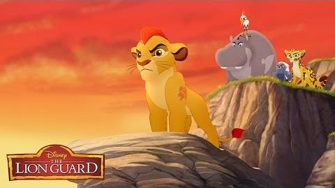 A to Z with the Lion Guard! Music Video The Lion Guard Disney Junior