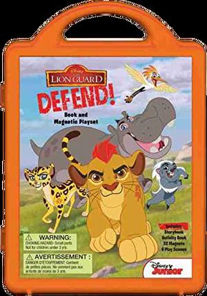 Lion Guard Defend