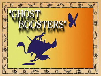 Ghost Boosters