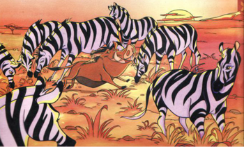 Stripey Herd