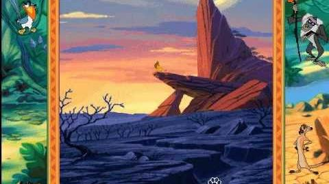 Disney Animated Storybook The Lion King - Part 2