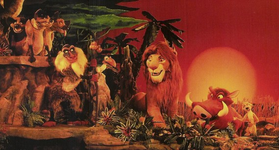 The Legend Of The Lion King The Lion King Wiki Fandom