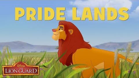 """Let's Sing """"Life in the Pride Lands"""" The Lion Guard Disney Junior"""