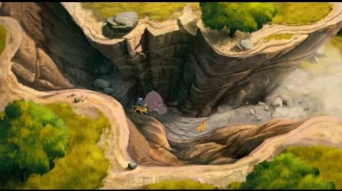 Kion's Roar of the Elders - Eye of the Beholder Lion Guard HD Clip