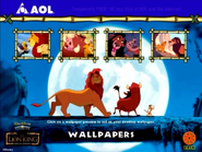 TheLionKing AOL Wallpapers