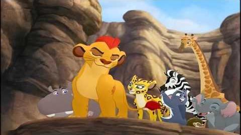 The Lion Guard TV Spot - Meet Kion the Fiercest