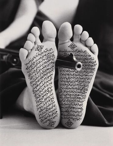 File:Shirin-Neshat-Allegiance-with-Wakefulness-1994-Black-and-white-RC-print-and-ink-photo-taken-by-Cynthia-Preston.jpg