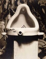 Duchamp Fountain