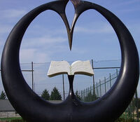 A big book