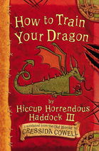 How to Train Your Dragon (2003 book cover)