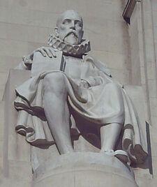 CervantesStatue