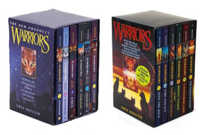 Warriors full boxed Set