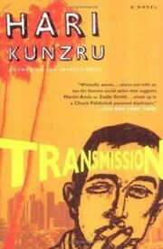Transmission-hari-kunzru-paperback-cover-art