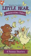 Maurice Sendak's Little Bear, Summertime Tales (VHS, 1999)