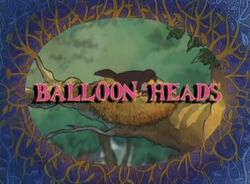 Balloon Heads