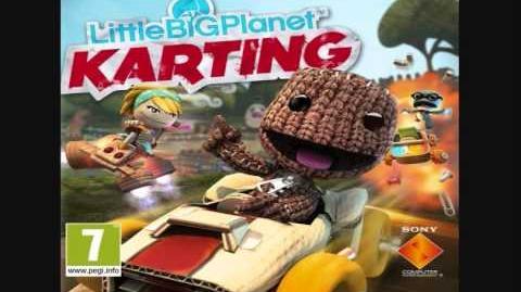 LittleBIGPlanet KARTING- Victoria's Lab (Rework) Music
