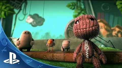 LittleBigPlanet 3 - E3 2014 Announce Trailer (PS4)