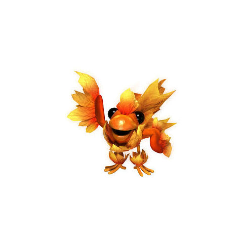 Pheonix DLC Costume from Mythical Creatures.