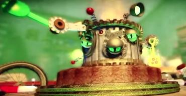 The Trash Monster LittleBigPlanet Karting