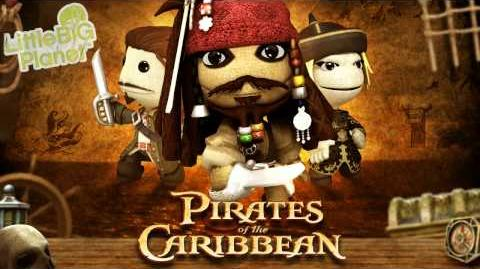 LittleBigPlanet Soundtrack (Pirates DLC) - Deep Blue Quay