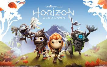 Horizon Zero Dawn Costume Pack LBP3