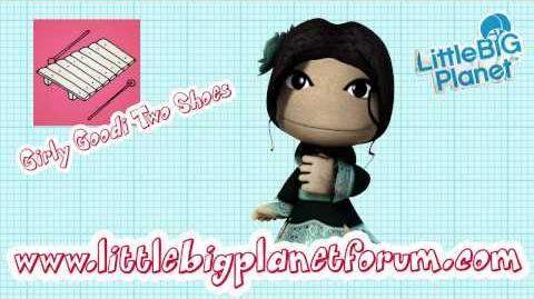 Littlebigplanet 1 soundtrack - Girly Goodi Two Shoes