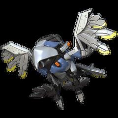 Stormbird costume