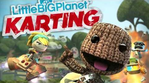 LittleBigPlanet Karting Soundtrack - Odessa Dubstep