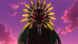 Mask the saitou anime ver
