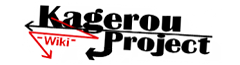 Kagerou Project Wordmark