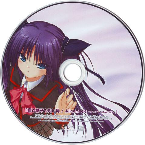 File:Neko to Garasu to Marui Tsuki Alicemagic - CD.jpg