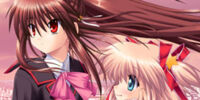 Little Busters!/Visual Novel