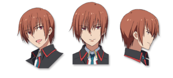 Kyousuke Headshots